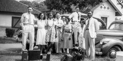 Jehovas vittnen i Semarang på Java (omkring 1937).