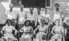 Missionärer i Jakarta.