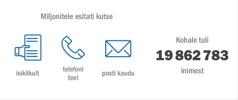 19862783 inimesele, kes viibisid 2015.aastal mälestusõhtul, esitati kutse mitmel viisil