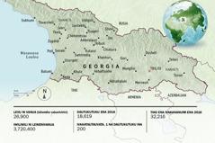 Mape kei Georgia