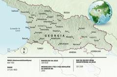 Mmapa wa Georgia