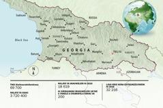 Mepe wa tiko ra Georgia