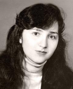 Larisa Kessaeva (Gudadze) m'ma 1970