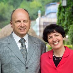 Arno and Sonja Tüngler
