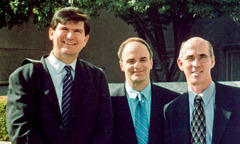 Brothers from the Legal Department in the United States