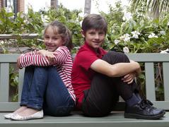 Larissa and Cody