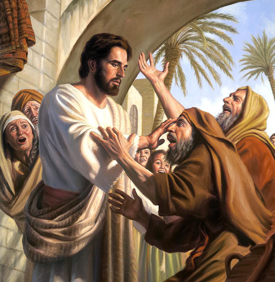 jesus u0027 example of humility study