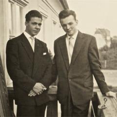 Gerrit Lösch and Rudi Tschiggerl