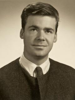 Gerrit Lösch in his 20's