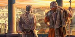 Te aposetolo Paulo i taamuhia i pihaiiho i te hoê faehau Roma