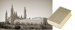 The convent in Zaragoza Spain and the Nacar-Colunga Bible translation