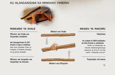 Minkhavi yimbirhi yi va un'we—enkarhini wa khale ni manguva lawa