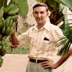 Ronald Parkin oryeene mmiravo