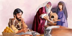 Se fariseo momajtekia uan kualani pampa se tlakatl yopejki tlakua