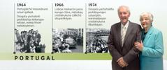 1964 wata Douglas Guest Portugal nacionchö, 1966 wata juiciu kanqan höra, 1974 wata juk reunionchö y warmin Mary Guestwan