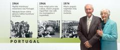 Douglas Guest náa Portugal tsigu'1964, índo̱ nirígá mbá juicio tsigu'1966, náa mbá reunión tsigu'1974 ga̱jma̱a̱ a̱'giu̱u̱, Mary Guest