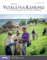 Vutala vua Kaniungi vua Fevereiro ya 2017