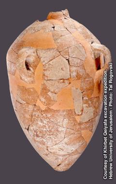 Gunsi na sian keramik naung marumur 3.000taon