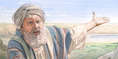 Abraham expresses confidence that Jehovah will render perfect justice to the people of Sodom and Gomorrah