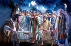 Jesus norümtufi ta Pedro tañi katrülelfiel ñi pilun ta Malku
