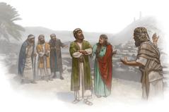 Η ντάι του βασιλιά Ροβοάμ ντα οντουλά σο ντένα-λες συμβουλές κερένα-λες τι ανακατούντιβελ ι ψεύτικε θρησκειάσαρ