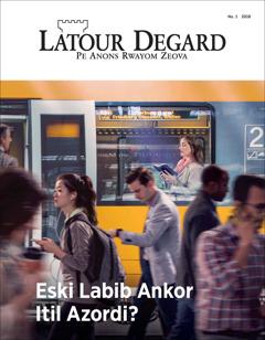 Latour Degard edision piblik