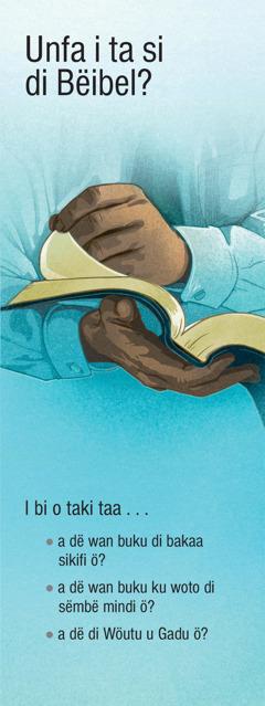 Unfa i ta si di Bëibel