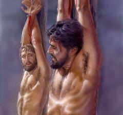 Jesusmi waqtanpi warkurayaq suwa runatam nichkan sumaq huertapi paywan kananmanta