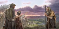 Babilonia nacionpi presochasqa kasqankumantam Israel runakunaqa llaqtankuman kutichkanku