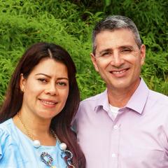 Marcela és Madián.
