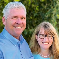 Майкл и его жена Тэмми.