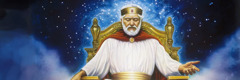Jézus Krisztus mint Isten királyságának királya