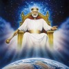 Jesus Christ enthroned as king of God's Kingdom