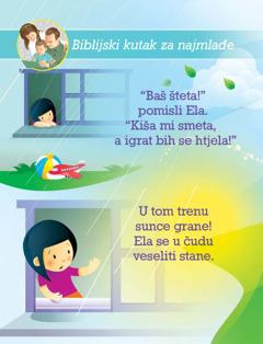 Poučne pjesmice za djecu