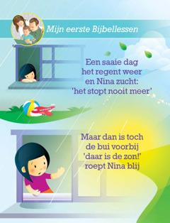 Downloadbare Bijbelles voor kinderen