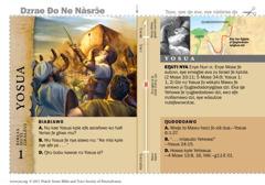 Yosua Ƒe Bibliamemewo Ŋuti Gbalẽvi