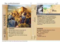 Scheda biblica: Giosuè