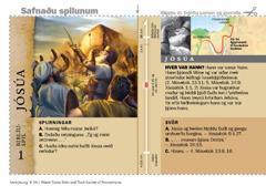Biblíuspil með Jósúa