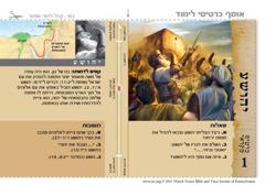 כרטיס מקראי — יהושע
