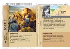 Ficha bíblica de Josué