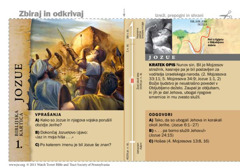 Biblijska kartica o Jozuetu