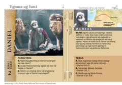 Bible Card-Daniel