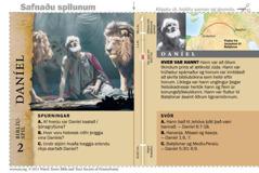 Biblíuspil með Daníel