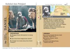 Kartu Alkitab Daniel