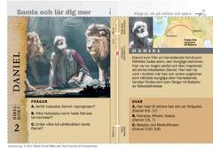 Bibelkort Daniel