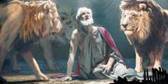 Dániel az oroszlánok vermében