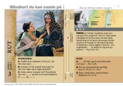 Bibelkort — Rut