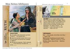 Fiche biblique: Ruth