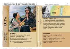 Biblijska kartica: Ruta
