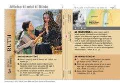 Fiche ti Bible: Ruth